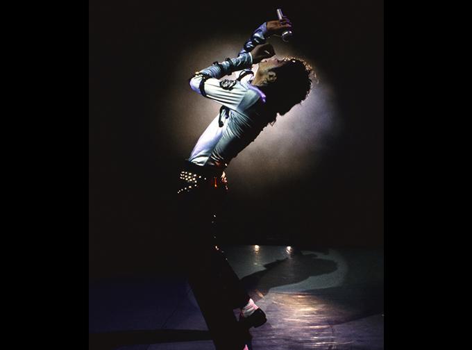 """Кралят на поп музиката Майкъл Джексън. Снимка: © """"Вирджиния Рекърдс""""/Sony Music"""