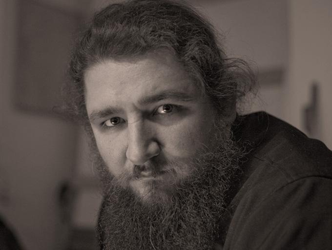 Йеромонах Пантелеймон-Шушня. Снимка: pravoslaven-sviat.org