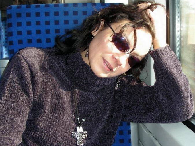 Гинка Андреева, основател и собственик на 6А МЕДИА ЕНТЪРТЕЙМЪНТ, киноразпространителска компания за независимо европейско кино. Снимка: © Личен архив