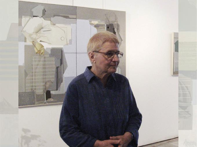 Художничката Анета Дръгушану е сред най-ярките имена в днешната българска живопис. Снимка: © artnovini.com